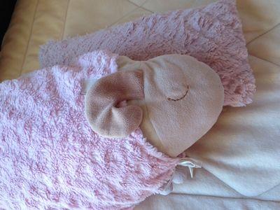 ピンクの羊